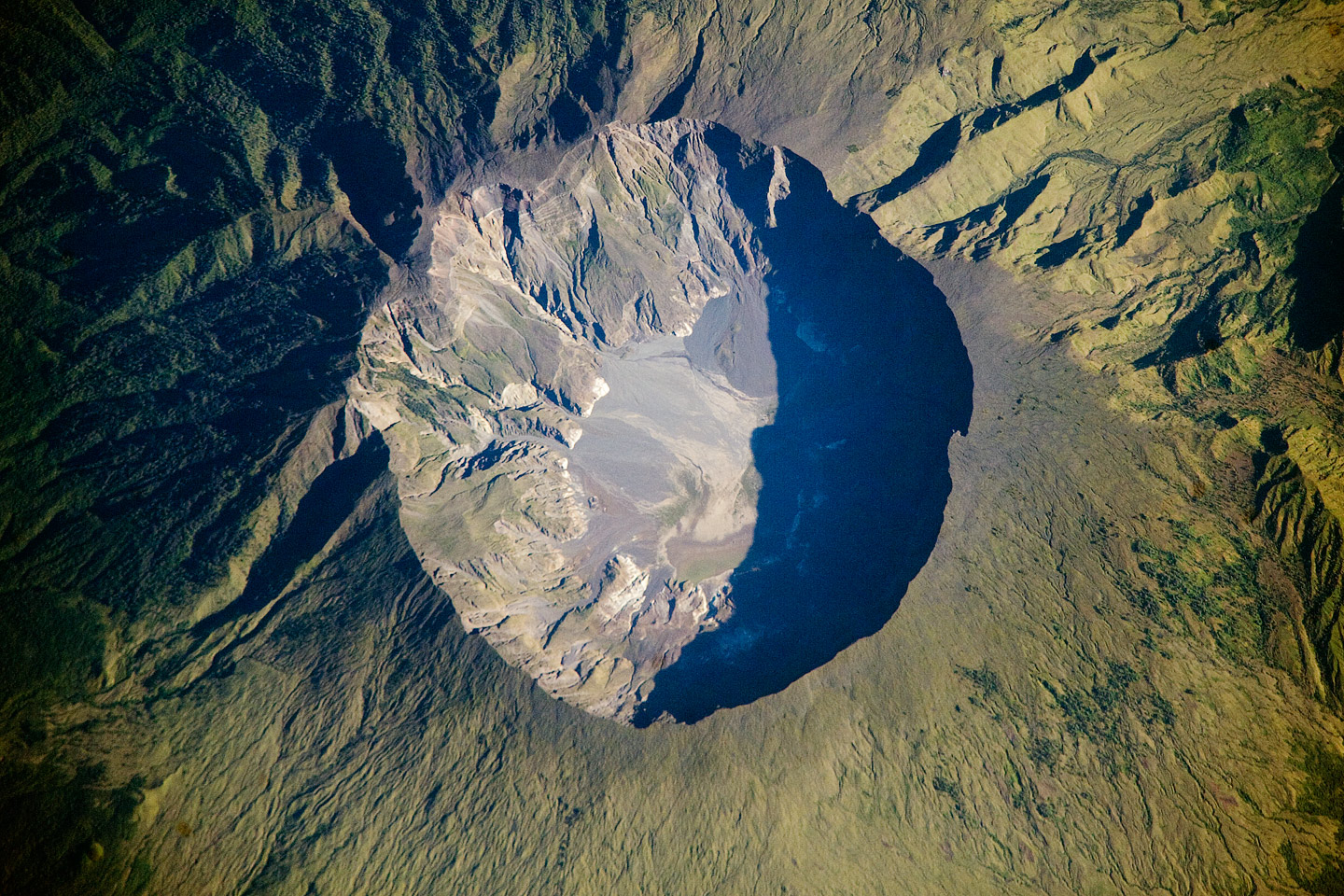 Mount Tambora Volcano, Sumbawa Island, Indonesia : Image of the Day