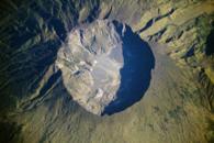 Mount Tambora Volcano, Sumbawa Island, Indonesia