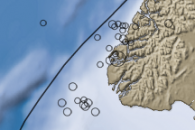 7.6 Magnitude Earthquake off New Zealand's South Island