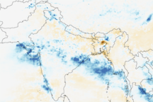 Monsoon Brings Below-Average Rain to Much of India, Bangladesh