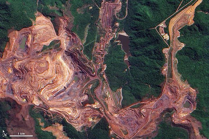 Carajás Mine, Brazil