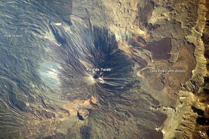 Teide Volcano, Canary Islands, Spain