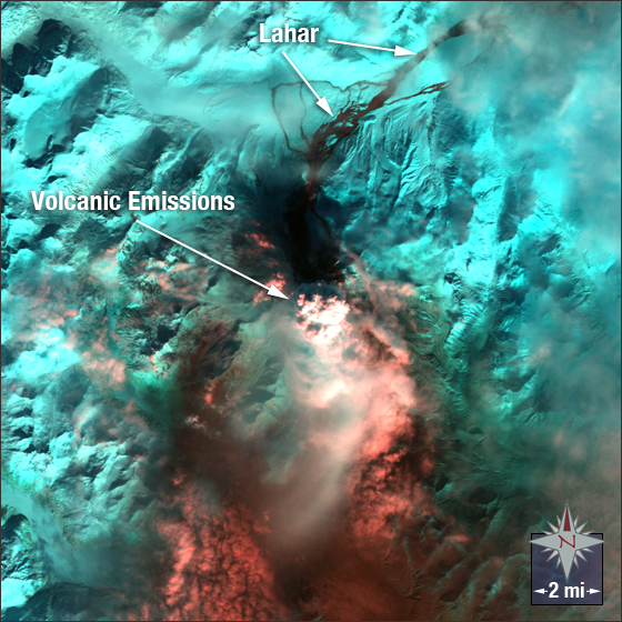 Mount Redoubt - related image preview
