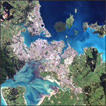 Auckland, New Zealand - selected image