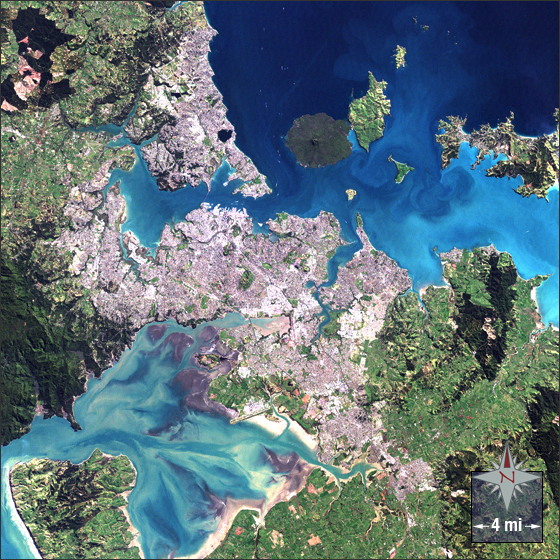 Auckland, New Zealand - related image preview