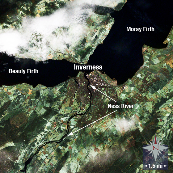 Inverness, Scotland - related image preview