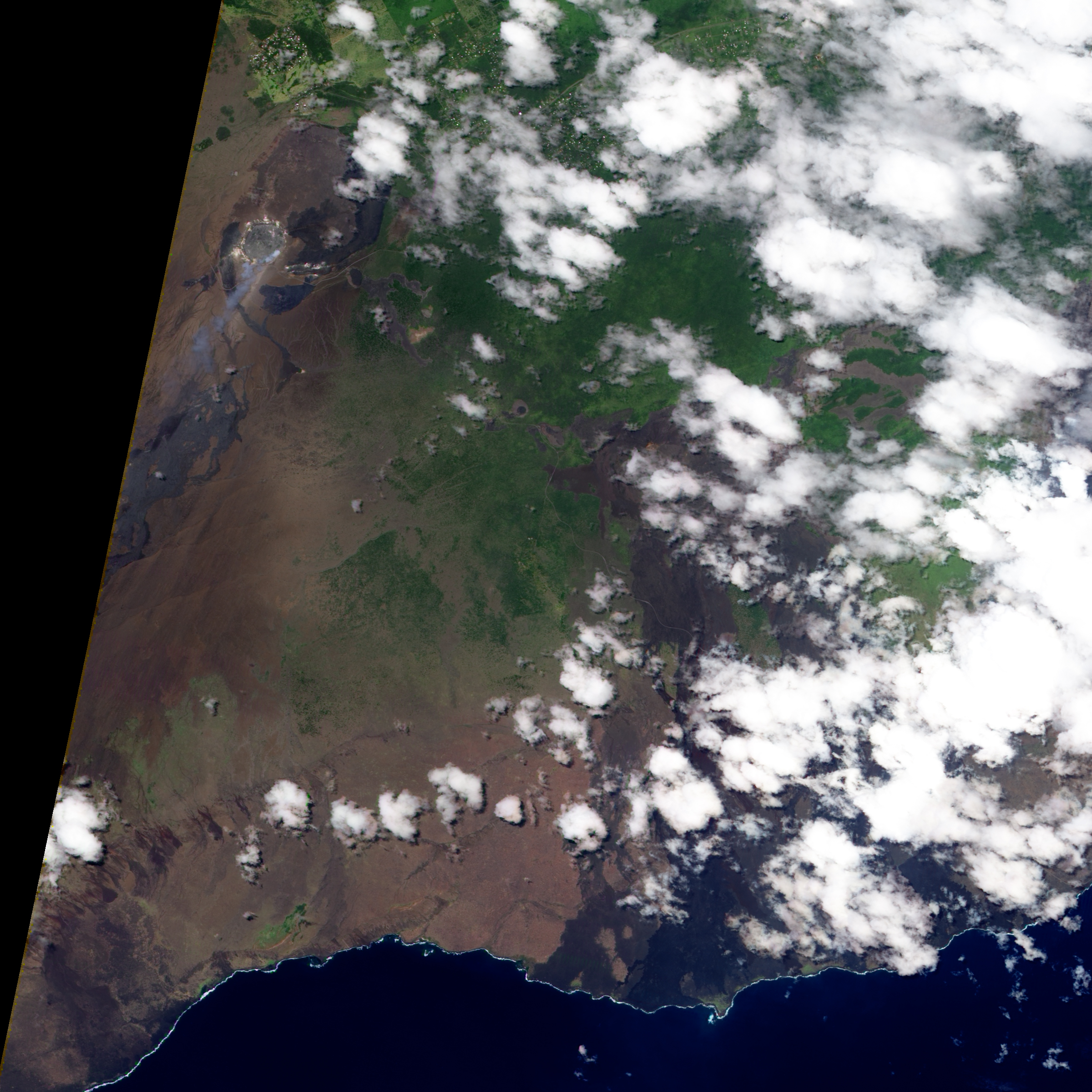 Plume from Kilauea's Halema'uma'u Crater - related image preview