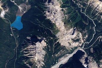 Burgess Shale, Yoho National Park of Canada - related image preview