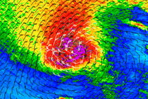 Tropical Storm Hilda - selected image