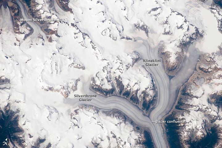 Heiltskuk Icefield, British Columbia
