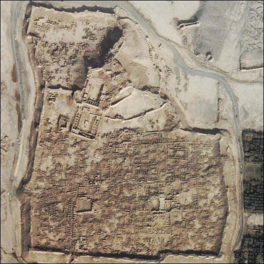 Ancient Citadel of Bam, Iran
