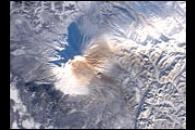 Eruptions of Shiveluch and Klyuchevskaya Sopka