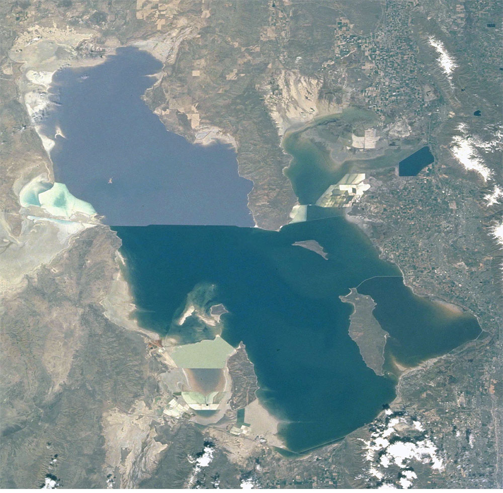 Effect of Drought on Great Salt Lake - related image preview