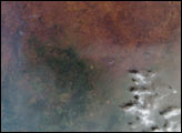 Hazy and Dusty Skies over Western Africa