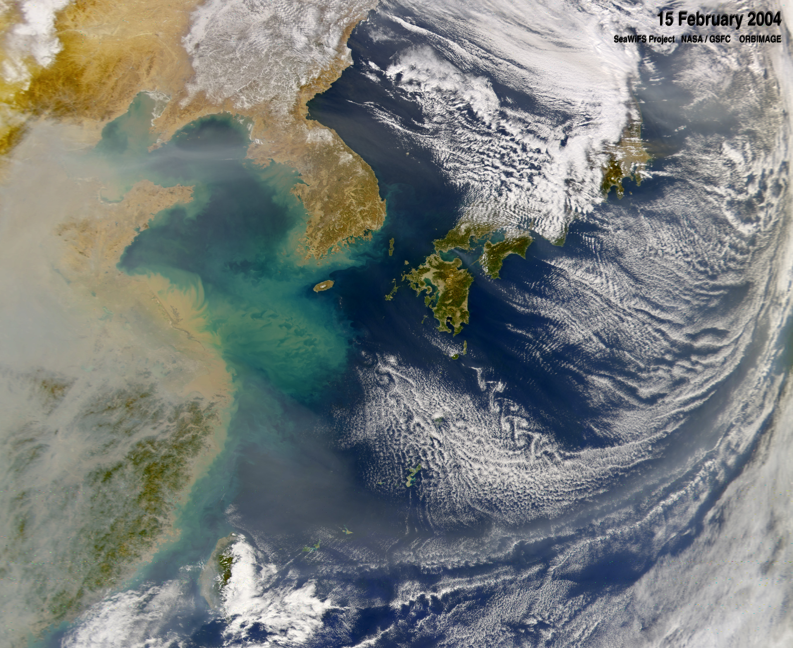 Haze over Eastern China - related image preview