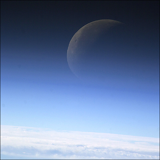 Thinning Upper Atmosphere - related image preview