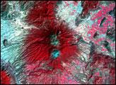 Colima Volcano, Mexico