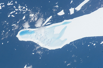 Iceberg Melt, Near South Georgia - related image preview