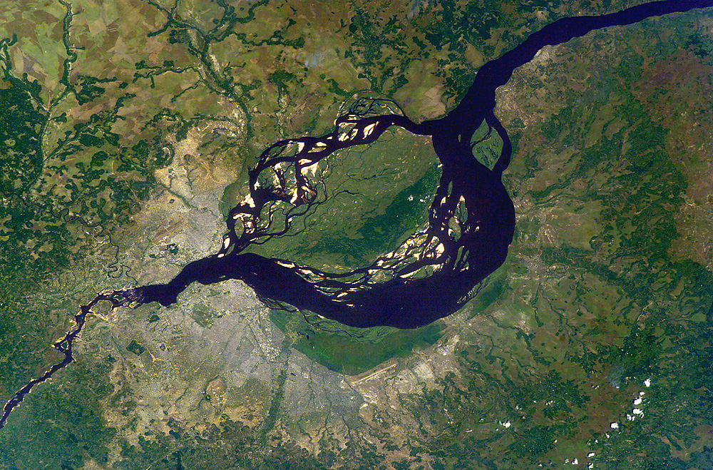 Kinshasa and Brazzaville - related image preview