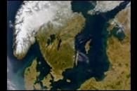 Spring Runoff in the Baltic Sea