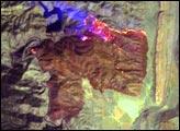 Picnic Rock Fire, CO