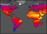 NASA Satellites Reveal Warming Trend
