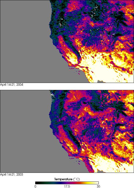 California Heatwave