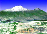 3D View of Mt. Ararat