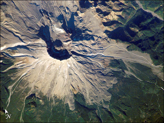 Mount St. Helens, Washington - related image preview