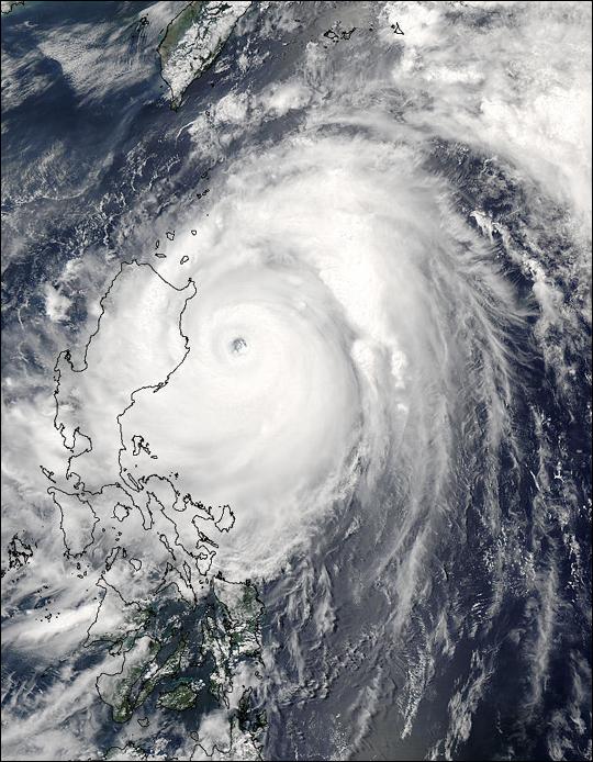 Super Typhoon Nida