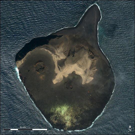 The Infant Island of Surtsey, Iceland
