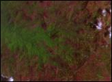 Landslides in Cameroon