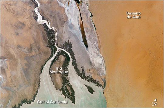 Colorado River Delta, Baja California - related image preview