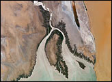 Colorado River Delta, Baja California