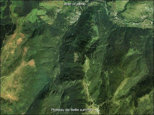 Plateau de Beille, Pyrenees
