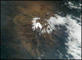 Mount Kilimanjaro Closeup