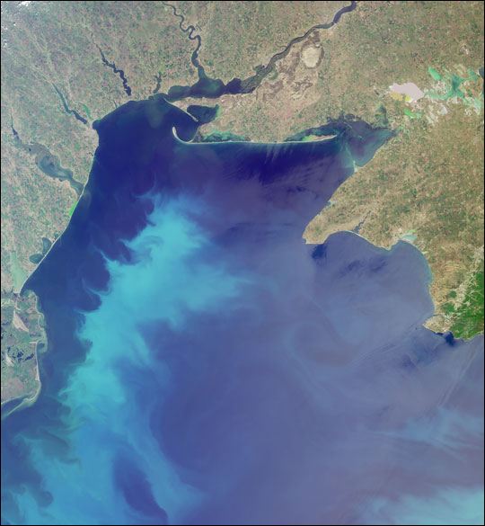Where on Earth...? MISR Mystery Image Quiz #19