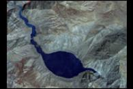 Landslide Creates Lake in Tibet
