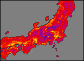 Heat Wave on Honshu
