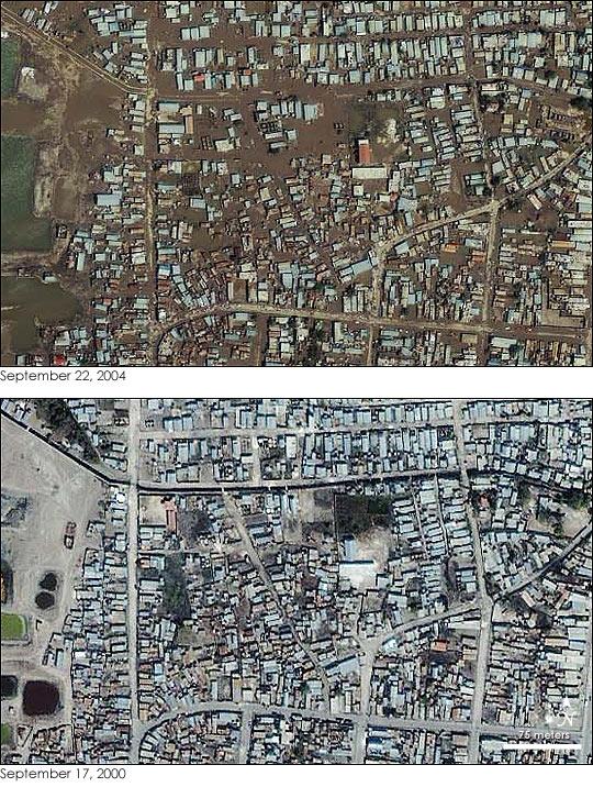 Floods in Gonaives, Haiti