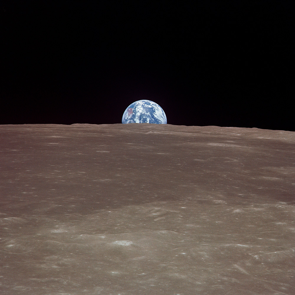earth from the moon nasa - photo #1