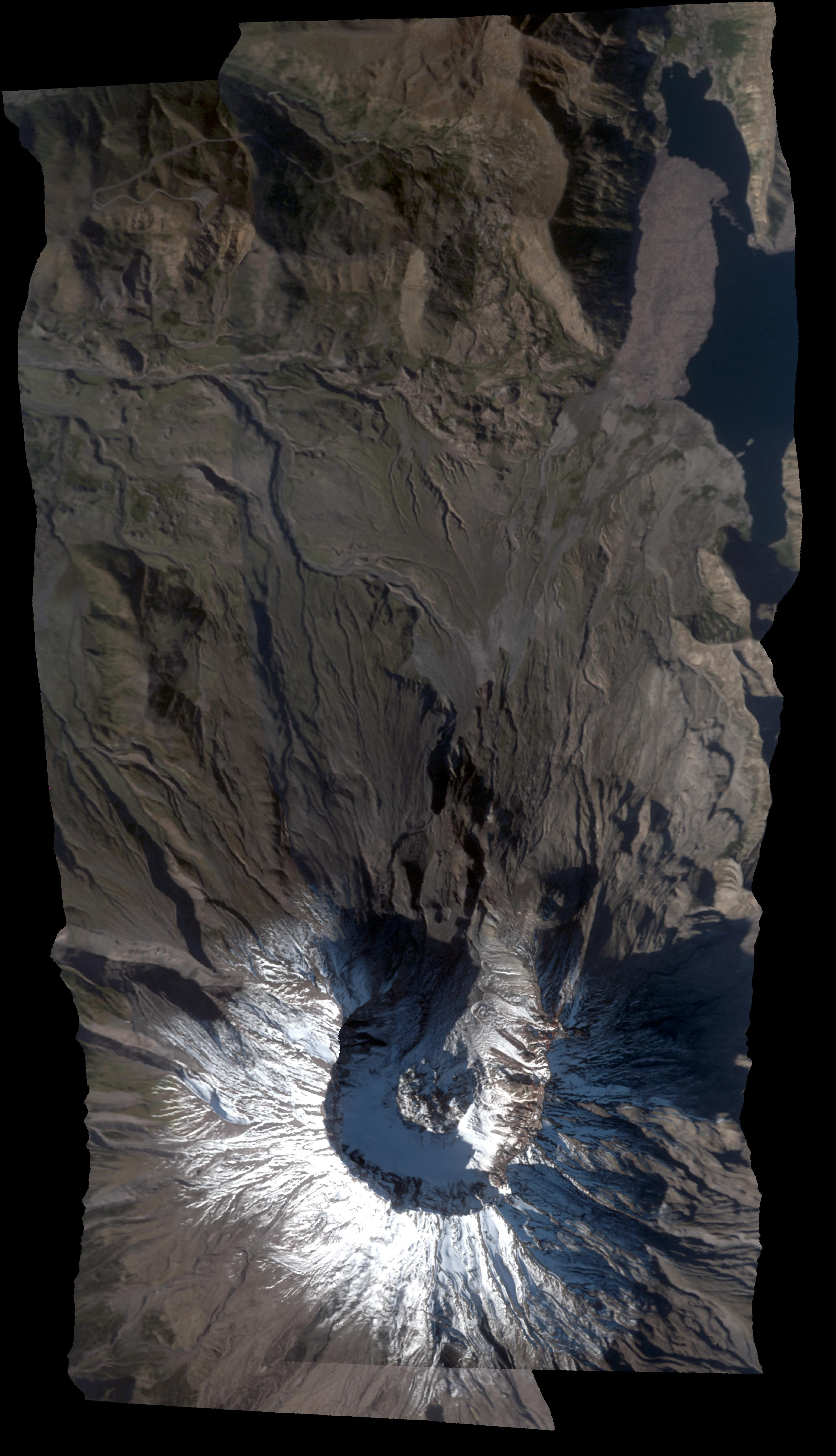 Lava Dome on Mount St. Helens - related image preview