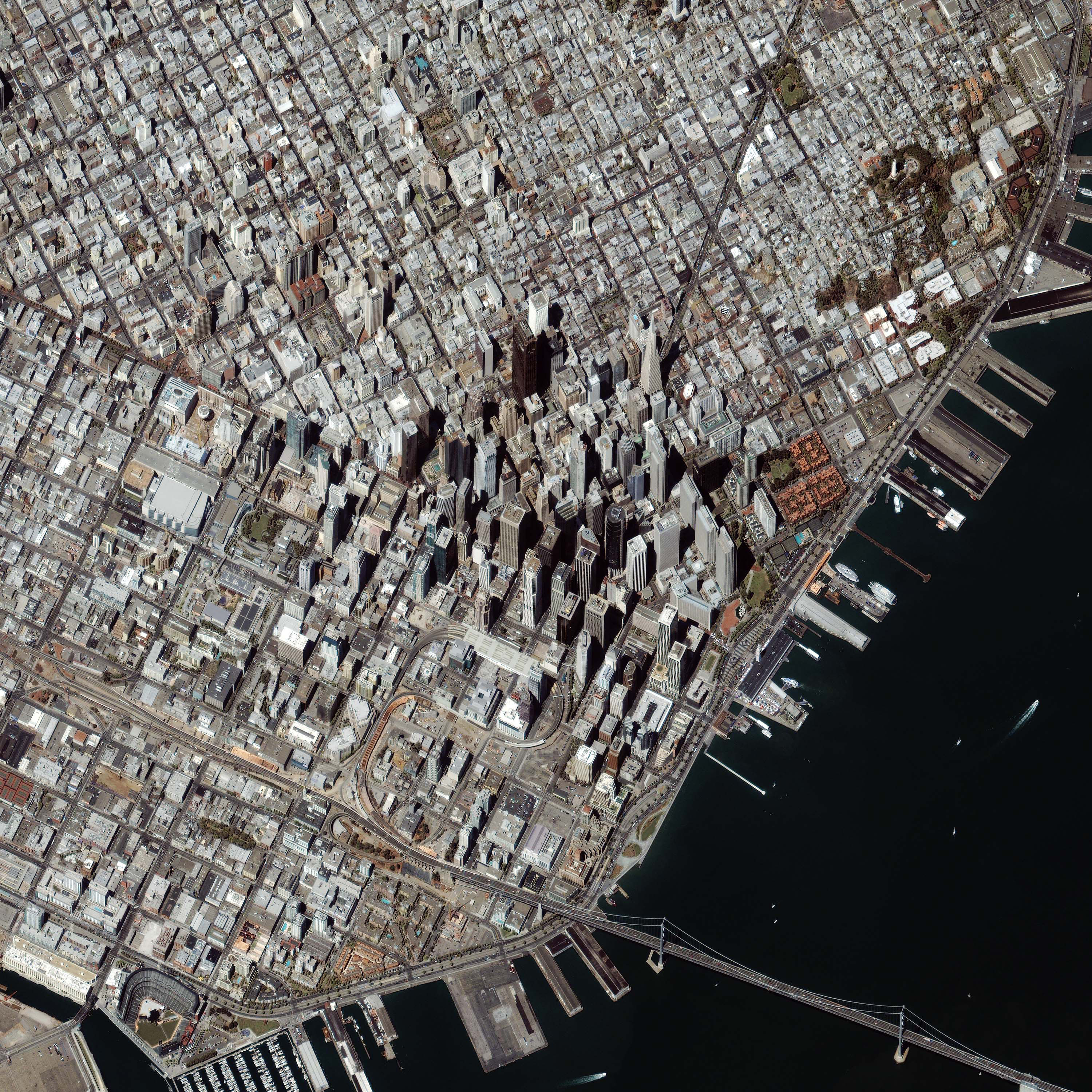 San Francisco Skyline - related image preview