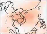 Early Dry Season in Southeast Asia - selected image