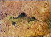 Floodwaters Renew Zambia's Kafue Wetland