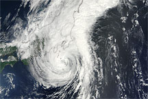 Tropical Storm Krovanh - selected image