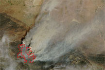 Fires in Los Angeles County