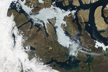 Northwest Passage, Late August 2009 - selected image
