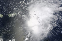Tropical Storm Erika