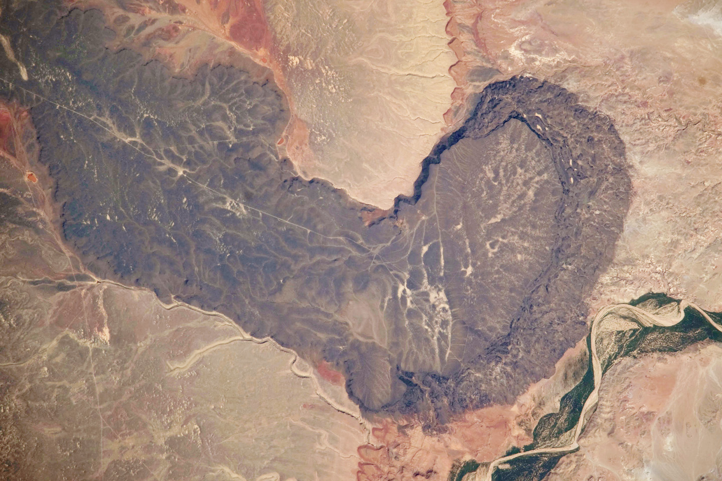 Black Point Lava Flow, Arizona - related image preview
